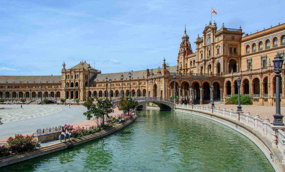Turismo en España de Francia